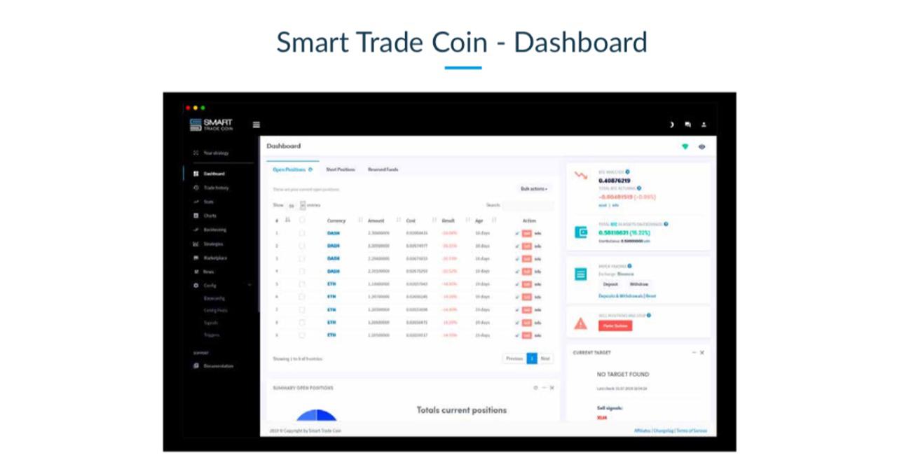 smart trade coin bitcointalk